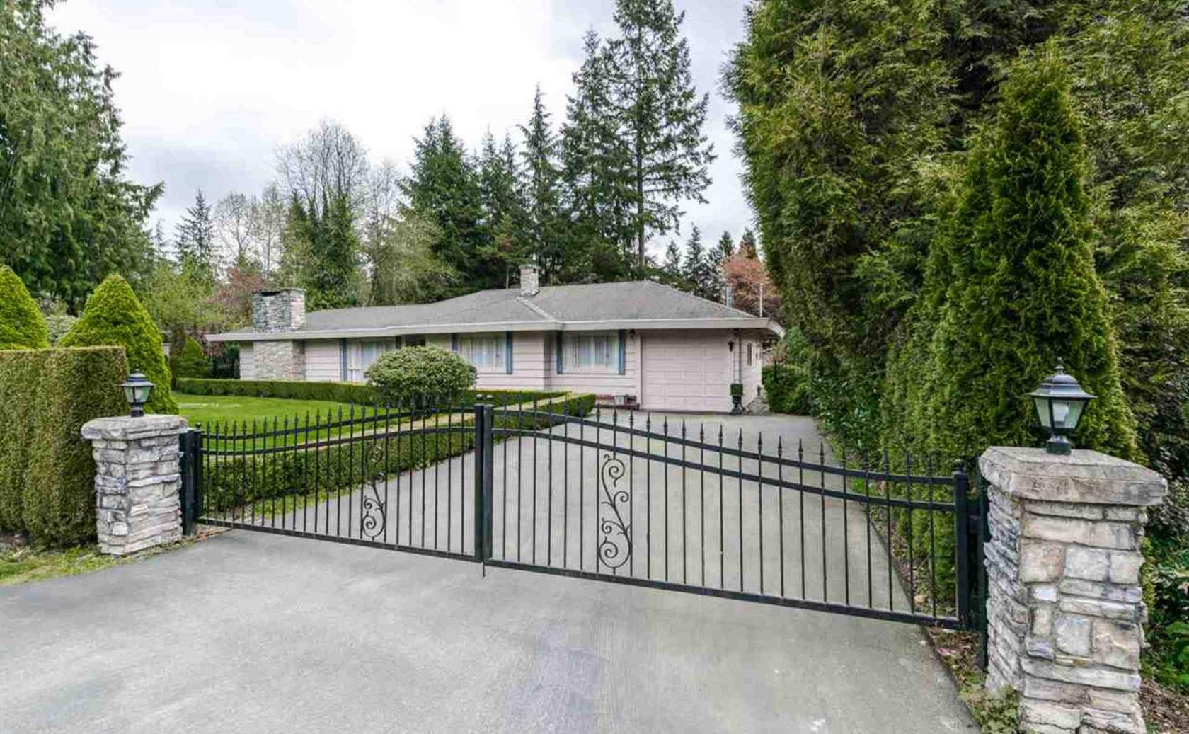 380 St. James Crescent, British Properties, West Vancouver