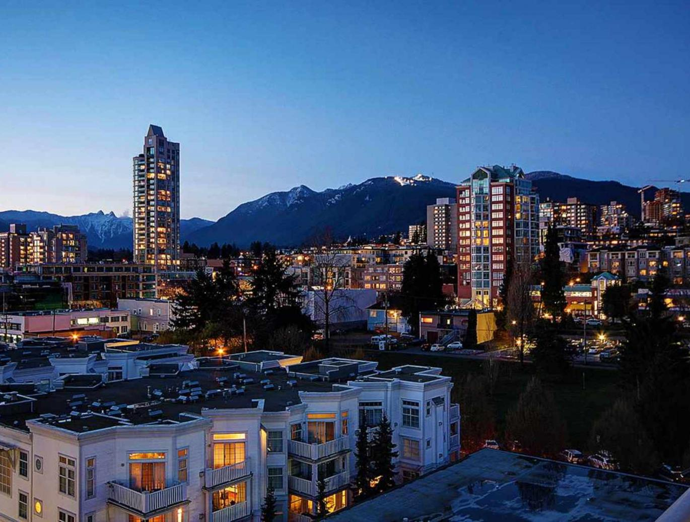 1207 - 188 East Esplanade, Lower Lonsdale, North Vancouver 2