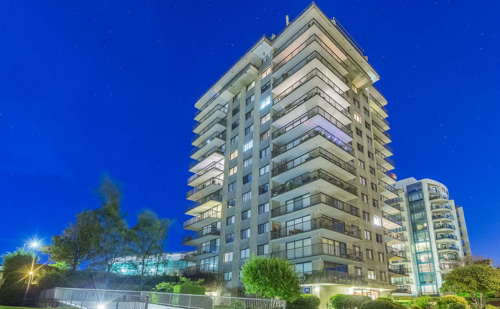 1201 - 140 E Keith Road, Central Lonsdale, North Vancouver