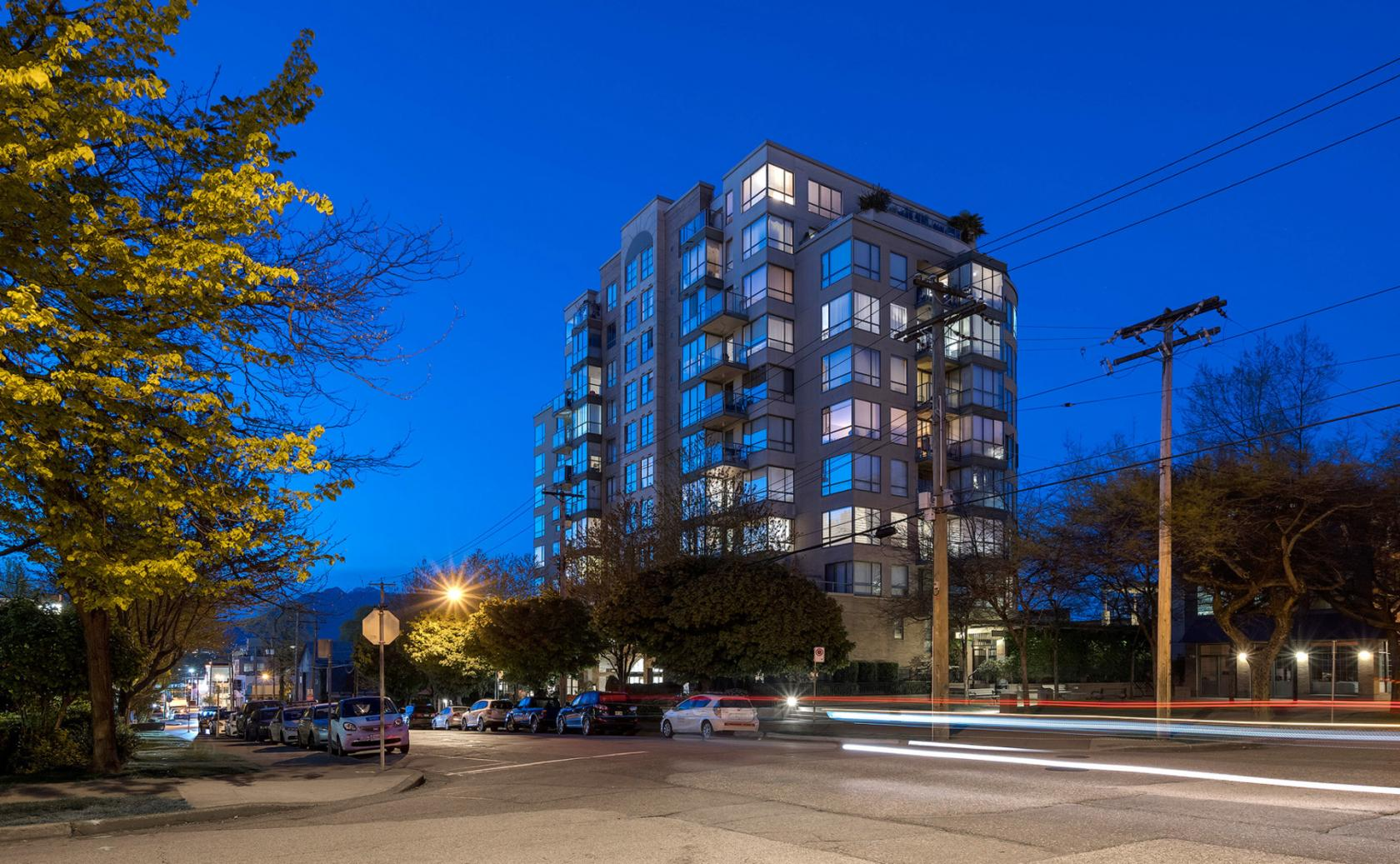 407 - 2288 Pine Street, Fairview VW, Vancouver West