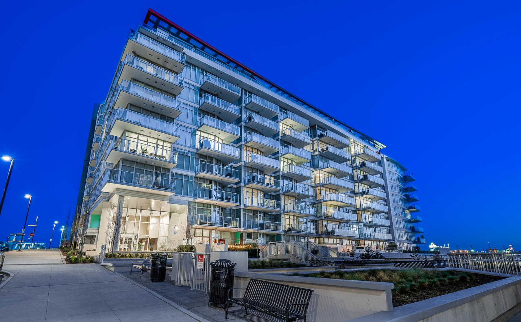 601 - 185 Victory Ship Way, Lower Lonsdale, North Vancouver