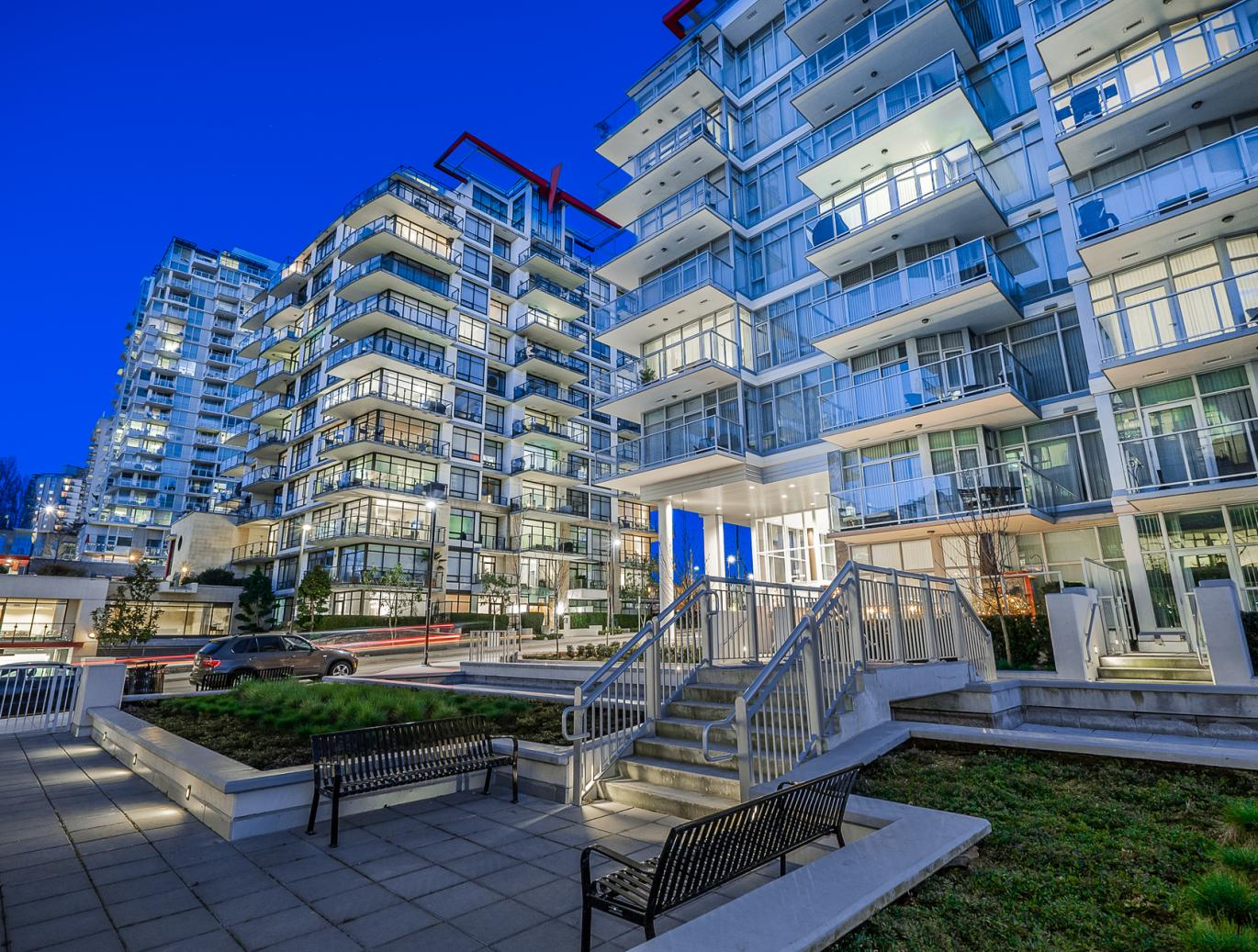 601 - 185 Victory Ship Way, Lower Lonsdale, North Vancouver 3